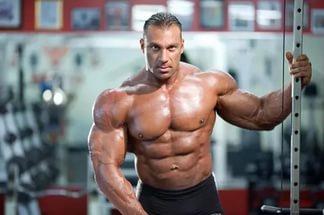 Анабол – рельеф и мускулатура