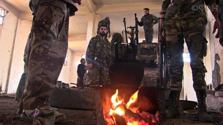 В Сирии уничтожили пять полевых командиров, атаковавших российских военных