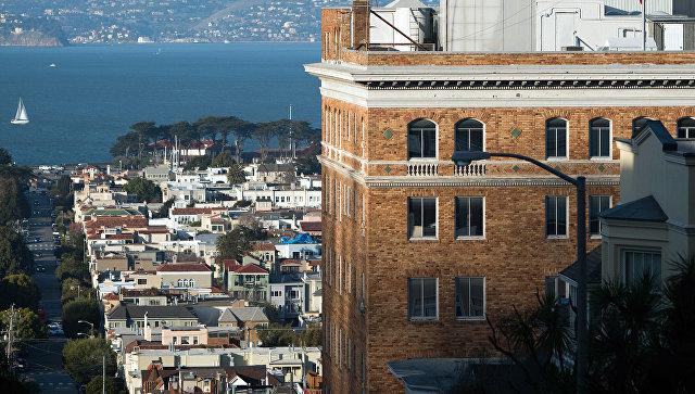 В Сан-Франциско были сорваны российские флаги