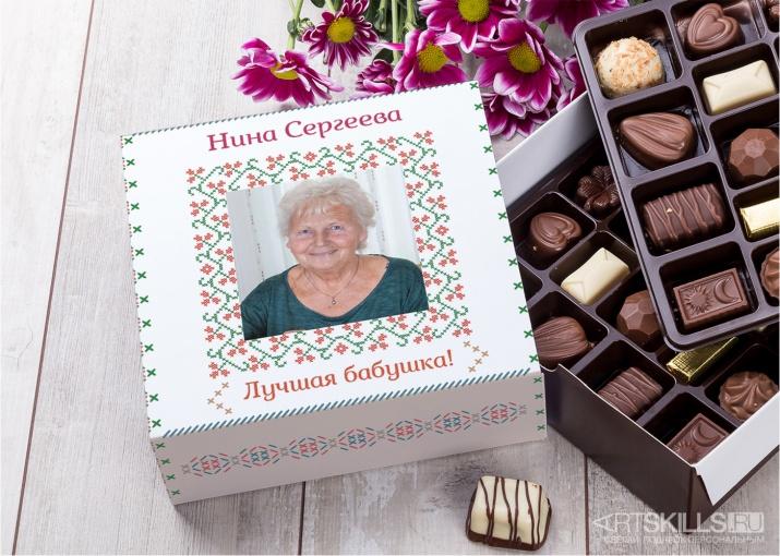 Подарки бабушке для души и от души