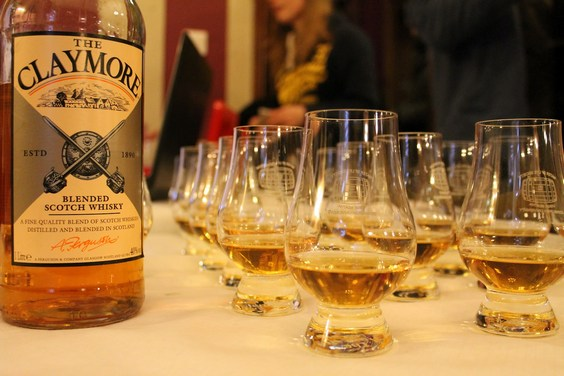 claymore виски