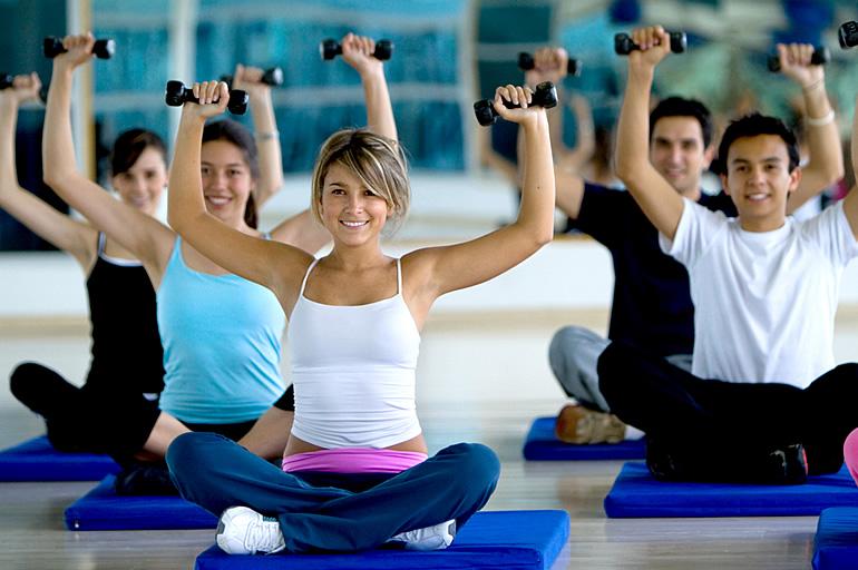 В Салавате работает обновленный фитнес парк культуры и отдыха
