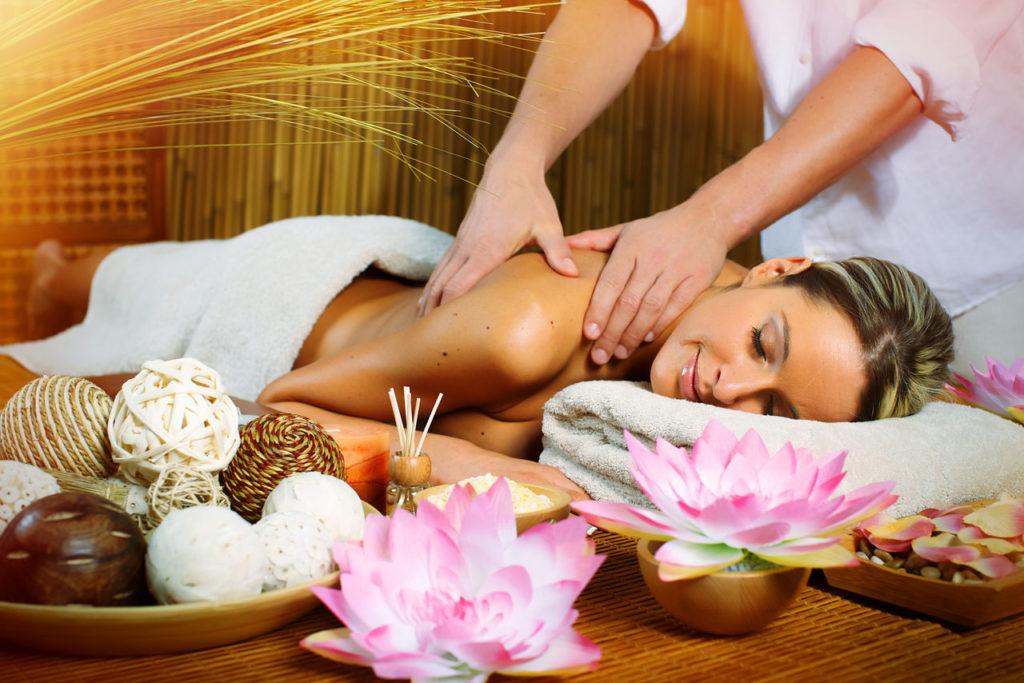 Профессиональный массаж для расслабления и удовольствия