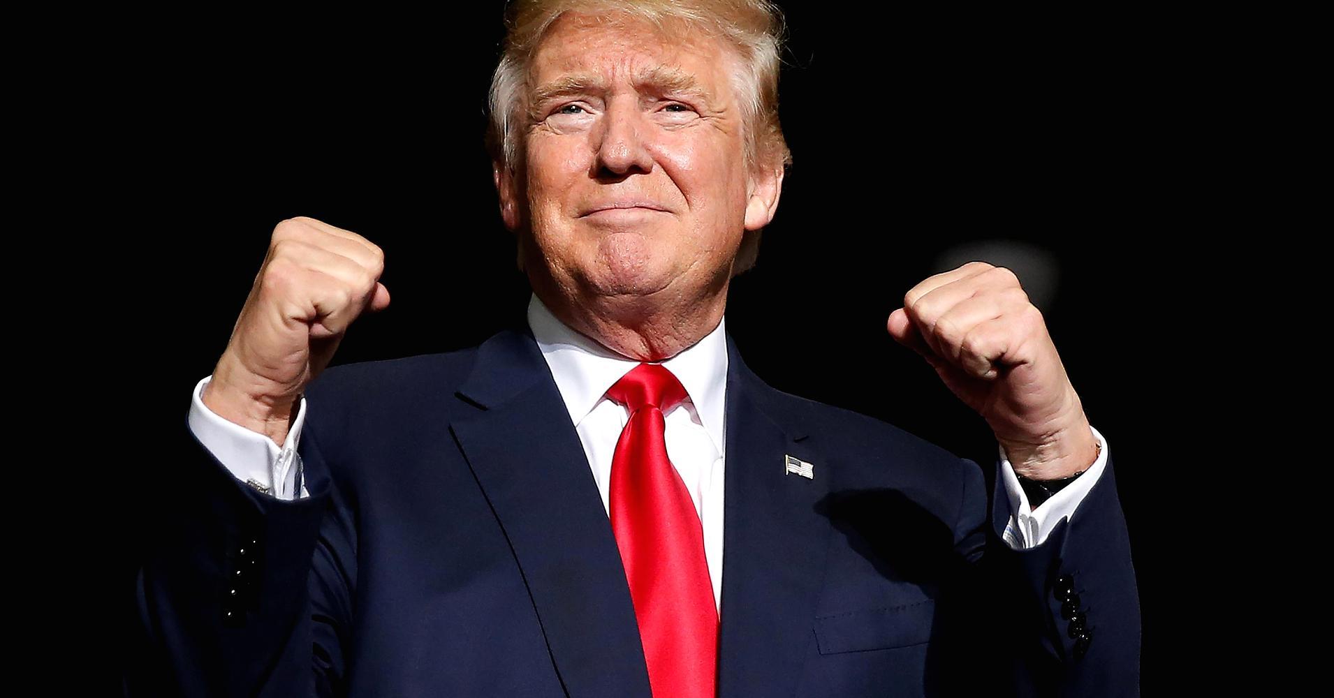 Дональд Трамп объявил, что самостоятельно принял решение овстрече слидером КНДР
