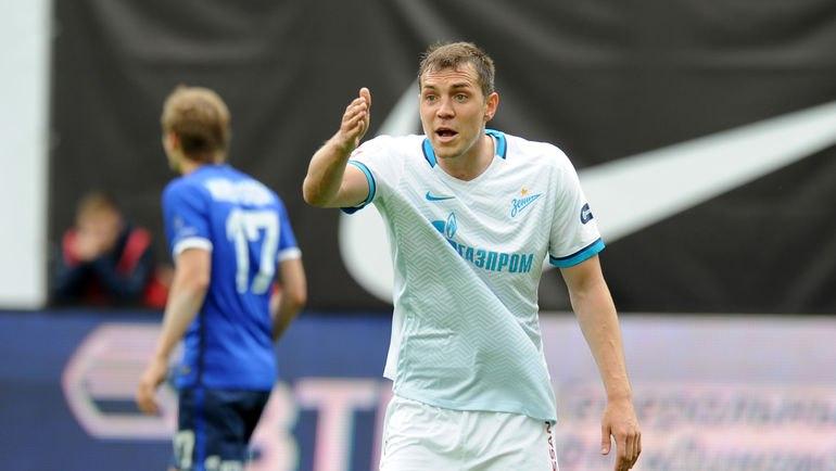 Дзюба захотел «вбить вземлю» хорватского футболиста завосславление государства Украины