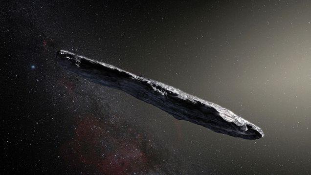 Научный доклад Гарварда: межзвездный объект мог быть инопланетной космической ракетой