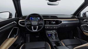 Предзаказ на новый Audi Q3 с полным приводом стартовал в России