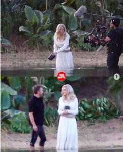 Анджелина Джоли стала блондинкой для съемок в фильме