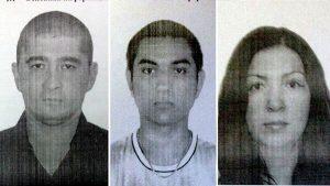 Опубликовали фото подозреваемых в убийстве жительницы Екатеринбурга