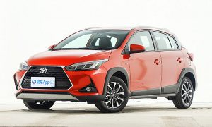 Самый дешевый кроссовер Toyota Yaris LX - объявлен старт продаж