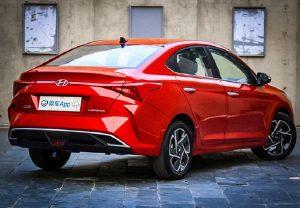В Китае начались продажи обновленного Hyundai Solaris