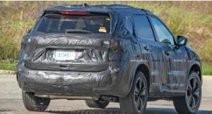 Nissan показал снимки X-Trail нового поколения
