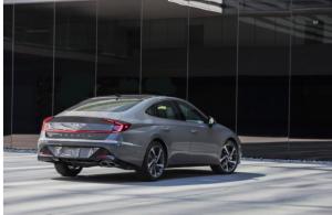 В базе Росстандарта появился новый Hyundai Sonata