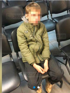 В Петербурге школьник жестоко убил свою мать
