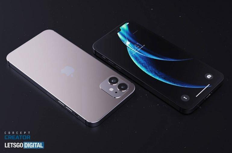 В сети показали, как возможно будет выглядеть iPhone 12