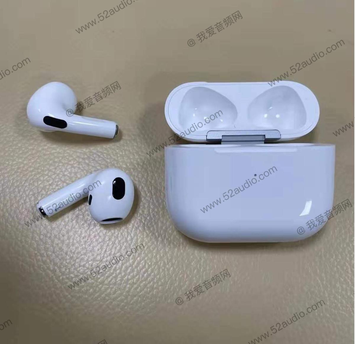 AppleTrack: Беспроводные наушники Apple AirPods 3 покажут на следующей неделе