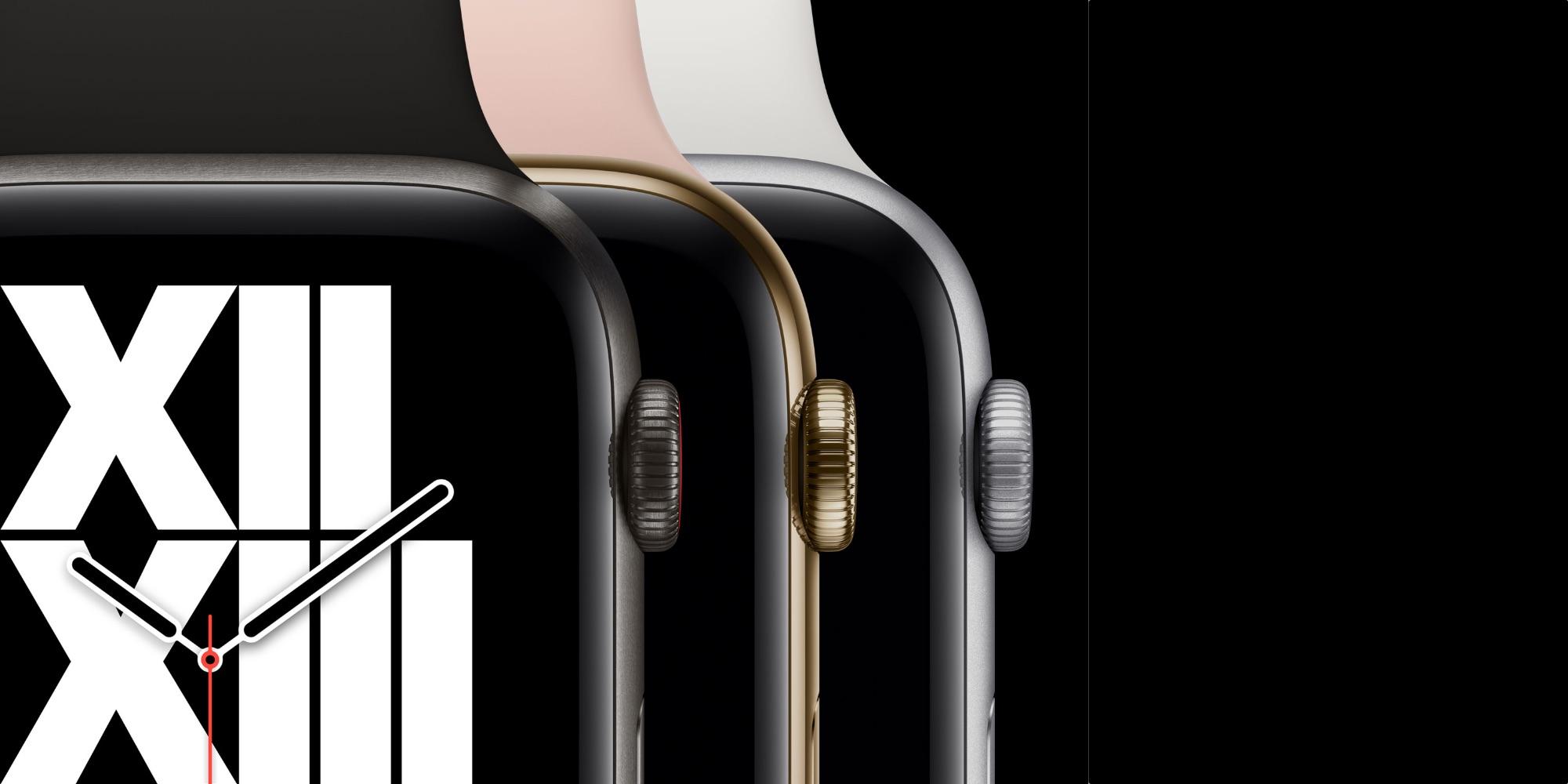 Apple Watch Series 7 могут иметь дизайн с плоскими краями и новый вариант в зеленом цвете