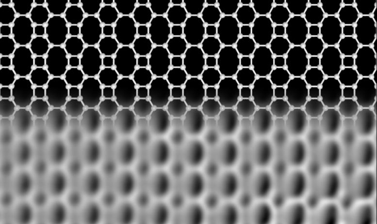 Обнаружен новый тип атомно-тонкого углеродного материала