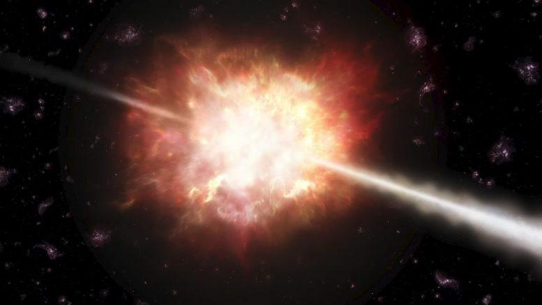Хаббл отслеживает местонахождение загадочных радиосигналов из межгалактического пространства