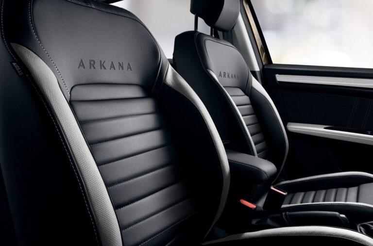 Компания Renault запустила продажи в РФ обновлённого кроссовера Arkana 2021 года