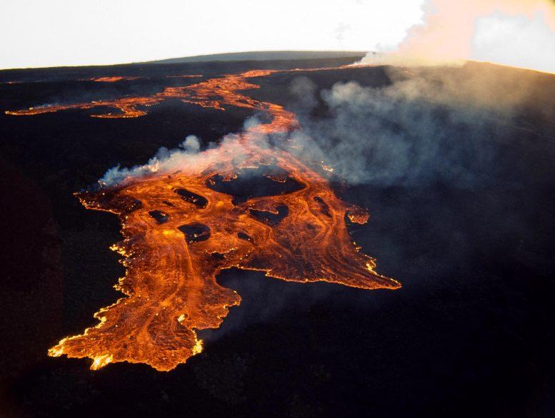 Обнаружены новые опасности крупнейшего вулкана Земли
