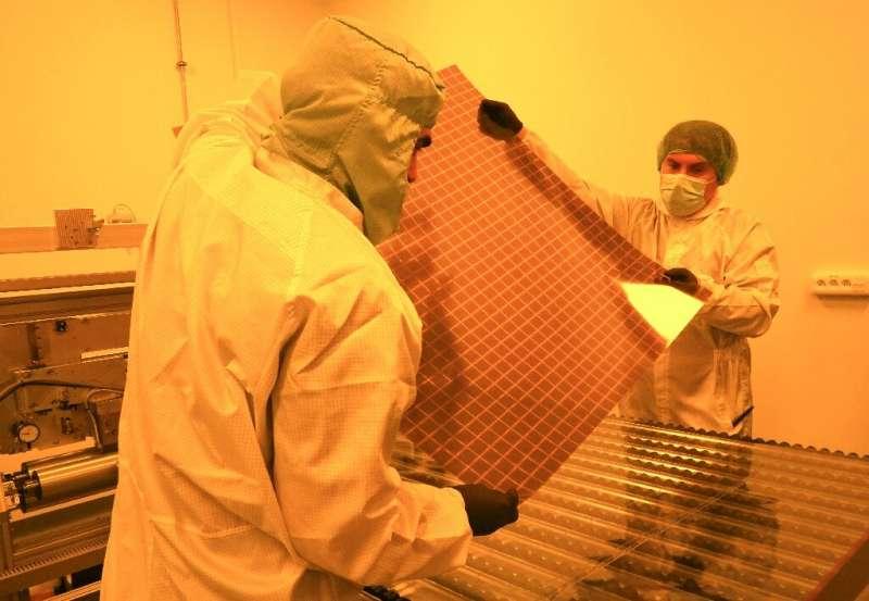 Польская компания открыла передовую солнечную электростанцию