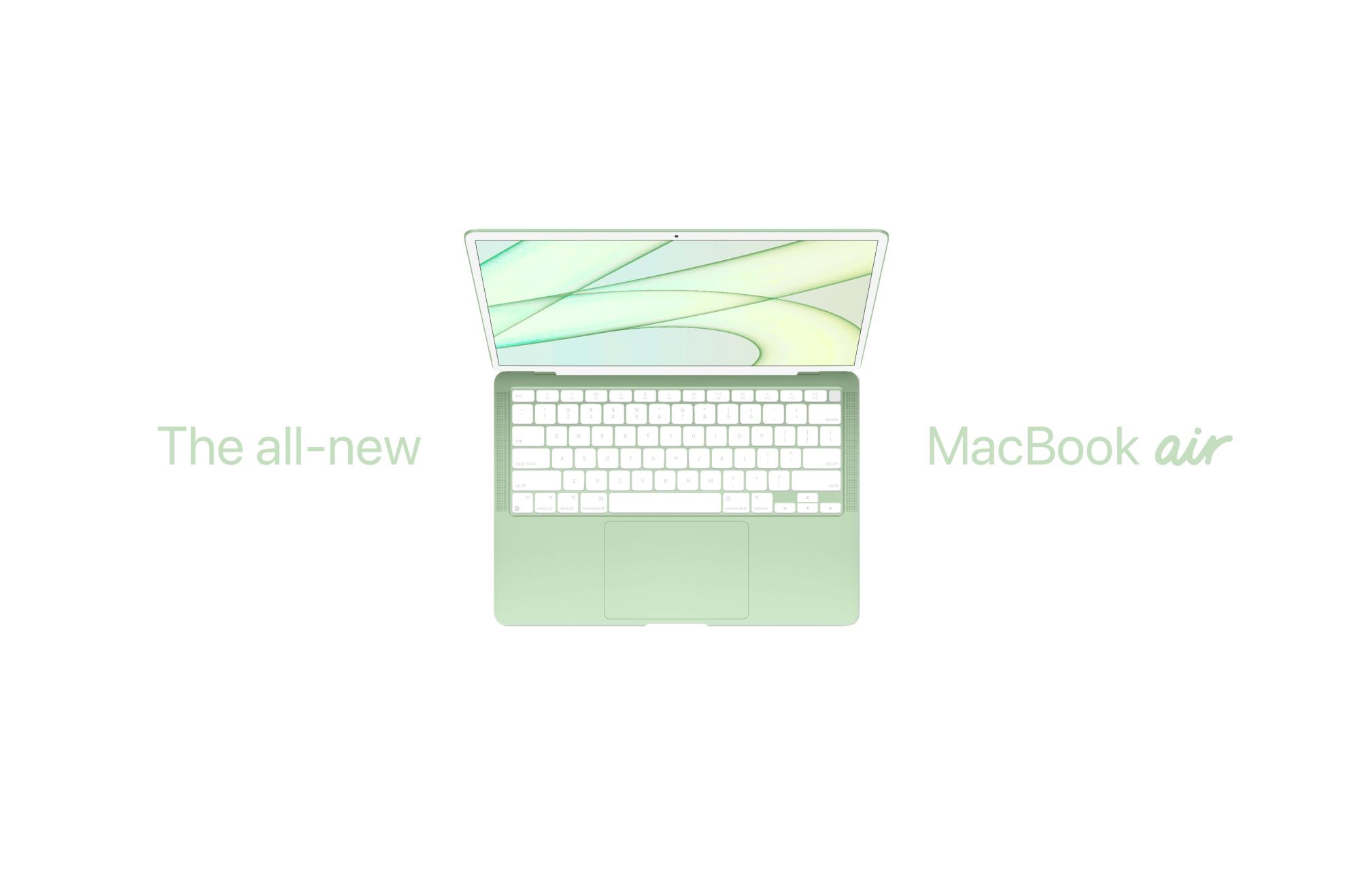 Bloomberg: Apple готовит обновленный MacBook Air на преемнике M1