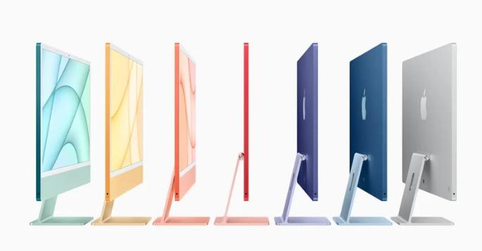 Яркий дизайн как у iMac повторится и в новых Apple MacBook Air