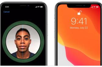 Apple делает чип датчика Face ID меньше на новых iPhone и iPad