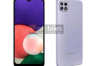 Samsung Galaxy A22 может стать самым доступным телефоном 5G на сегодняшний день