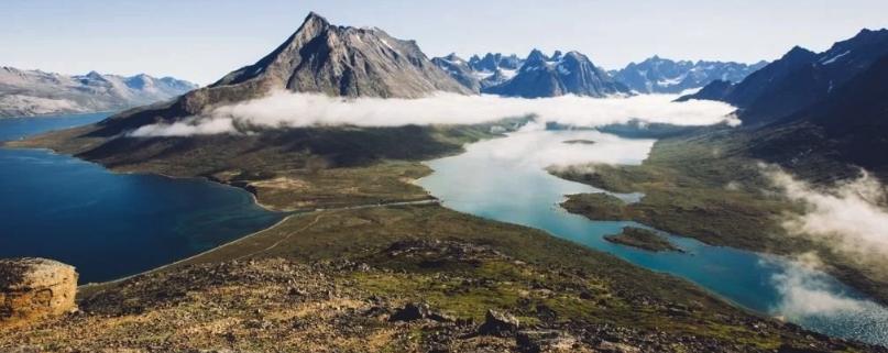 Тающие ледники Гренландии загрязняют побережье шокирующим количеством ртути