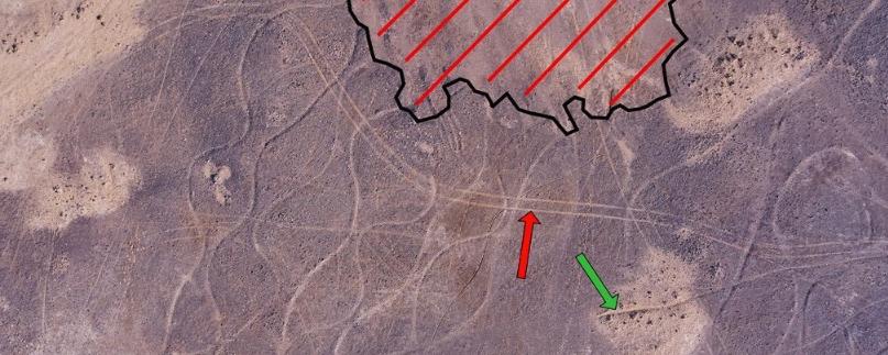 В Индии обнаружили загадочные рисунки, которые могут быть крупнейшими из тех, что созданы человеком