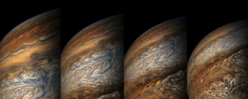 Россия планирует полететь на Юпитер на космическом корабле с ядерным двигателем