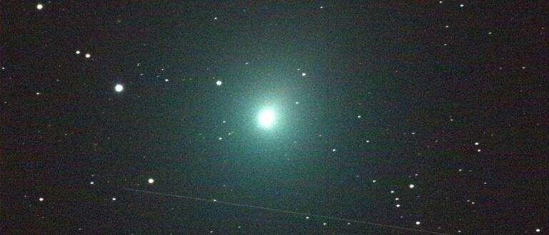 На комете Виртанен обнаружено аномально высокое содержание алкоголя и загадочный источник тепла