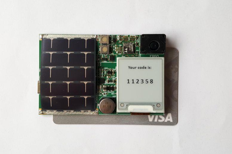 Новая система искусственного интеллекта работает на солнечной энергии