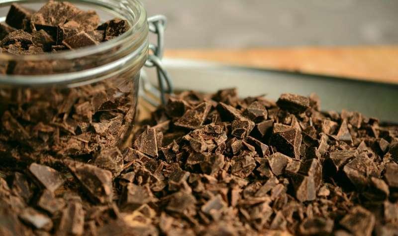 Начало выходного дня с шоколада может иметь неожиданные преимущества