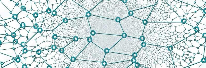Новая модель позволяет воссоздать генеалогическое древо сложных сетей
