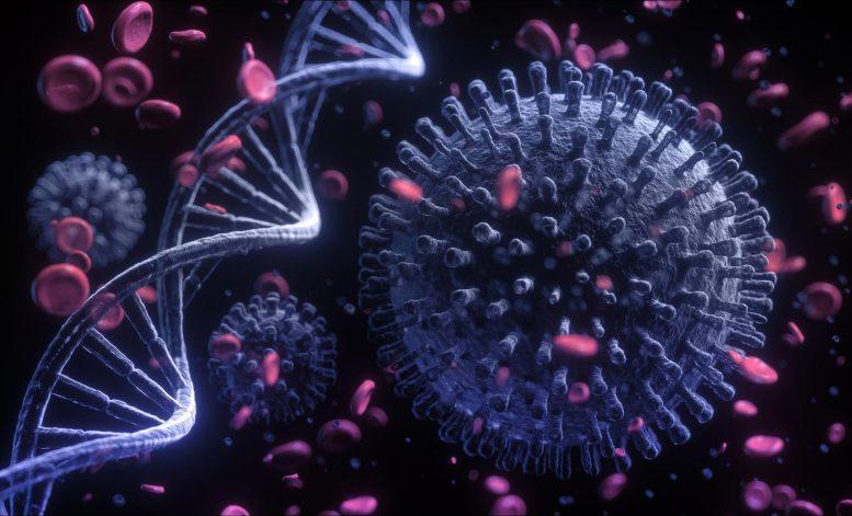 Новое открытие помогает объяснить, как SARS-CoV-2 побеждает иммунную систему