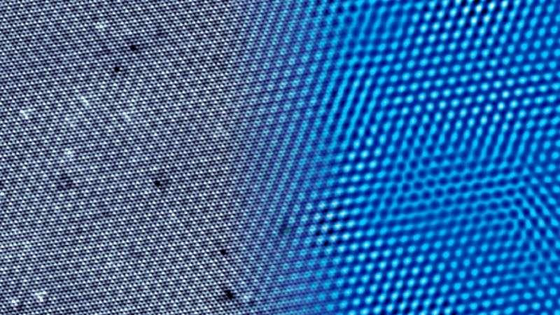 Открытие электронных пар продвигает область квантовых материалов