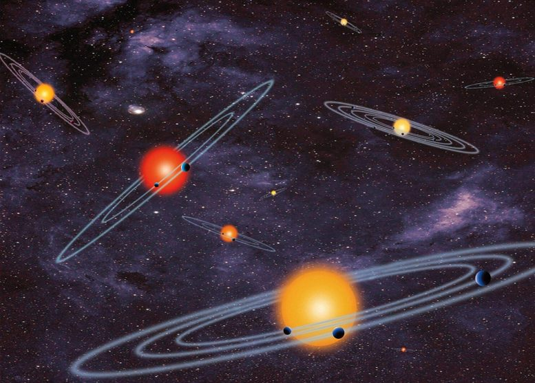 Модель, разработанная учёными, может помочь разгадать космическую тайну