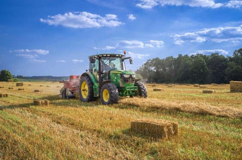 Новое исследование измеряет, как азот управляется в сельском хозяйстве по всему миру