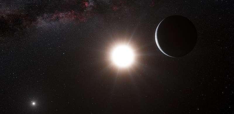 Астрономы показывают, как планеты образуются в двойных системах, не будучи раздавленными