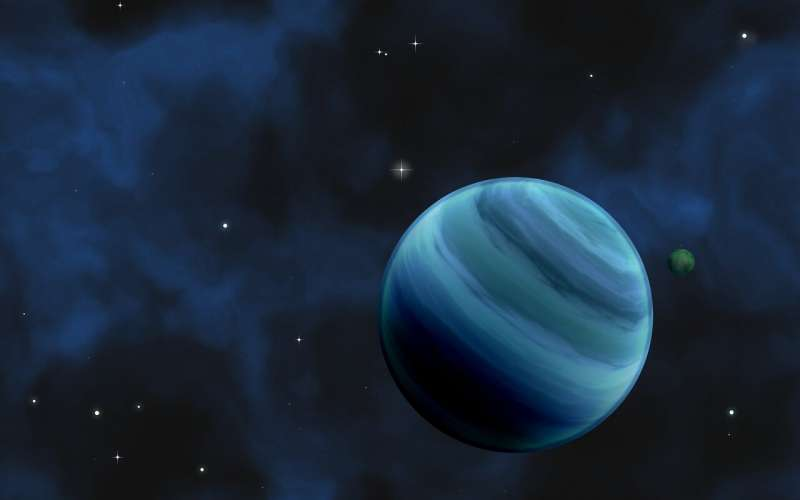 Телескоп Кеплера позволяет увидеть население свободно плавающих планет