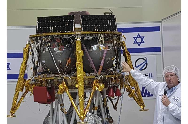 Израильская SpaceIL получает средства для новой лунной миссии
