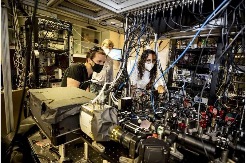 Учёные разрабатывают квантовый симулятор с 256 кубитами