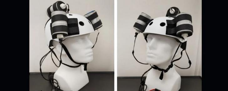Прототип магнитного шлема сокращает агрессивный рак мозга в первом случае в мире