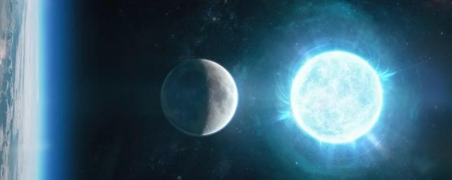 Астрономы нашли самую маленькую, но самую массивную мертвую звезду из когда-либо обнаруженных
