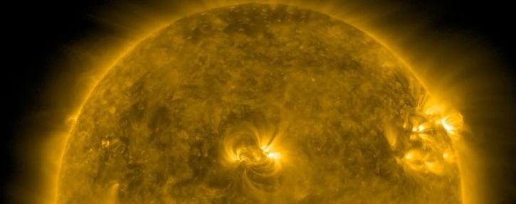 Солнце только что выпустило вспышку X-класса, самую мощную с 2017 года