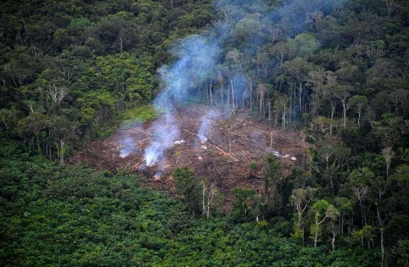 Жизненные показатели Земли ухудшаются по мере усиления воздействия человечества