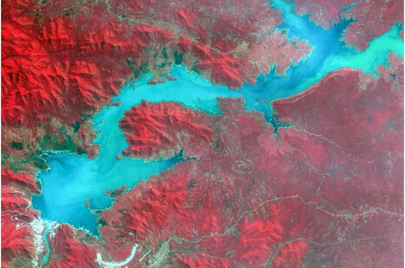 Исследование показывает ужасные последствия для плотины на реке Нил